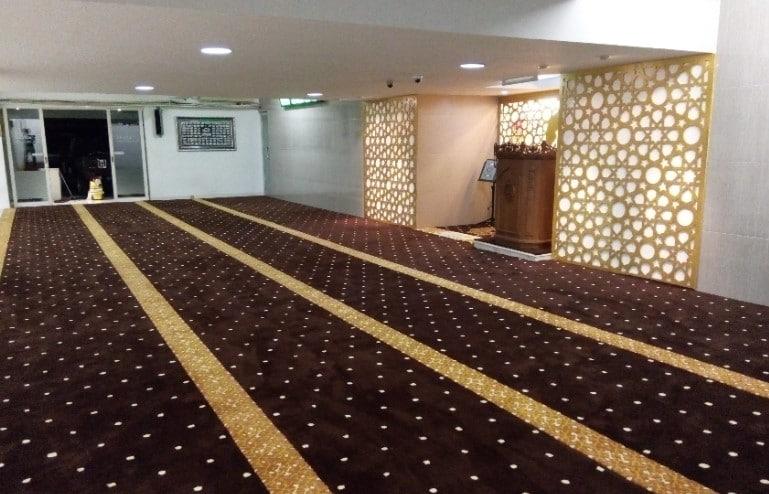 Distributor karpet masjid turki di Babelan Kota Bekasi